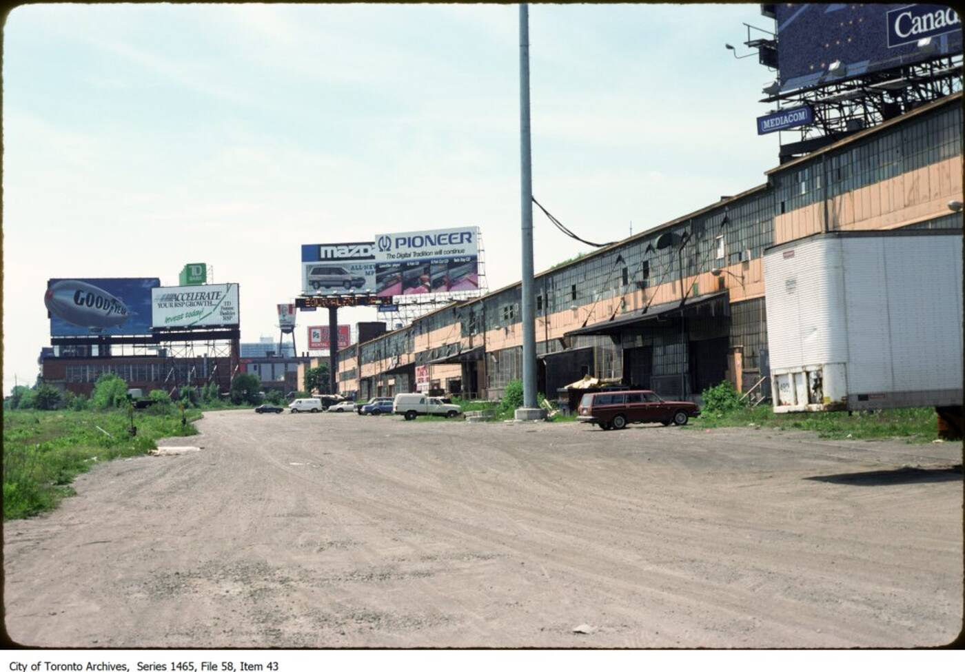 toronto industrial lands