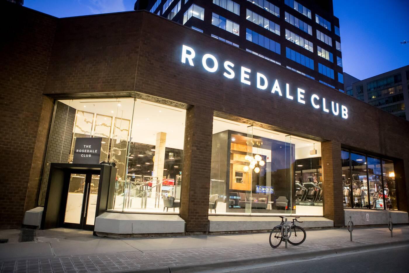 rosedale club toronto
