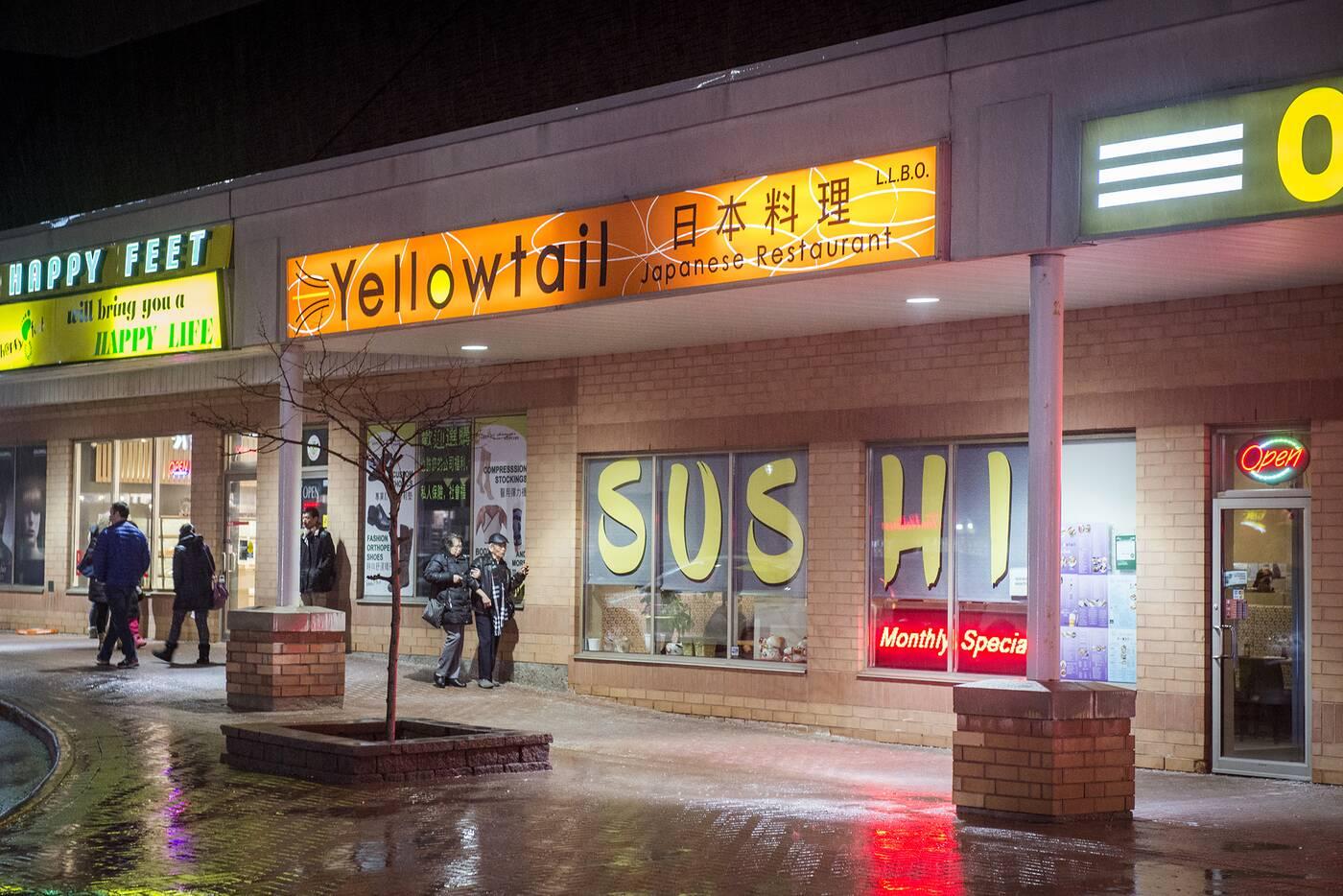 yellowtail toronto
