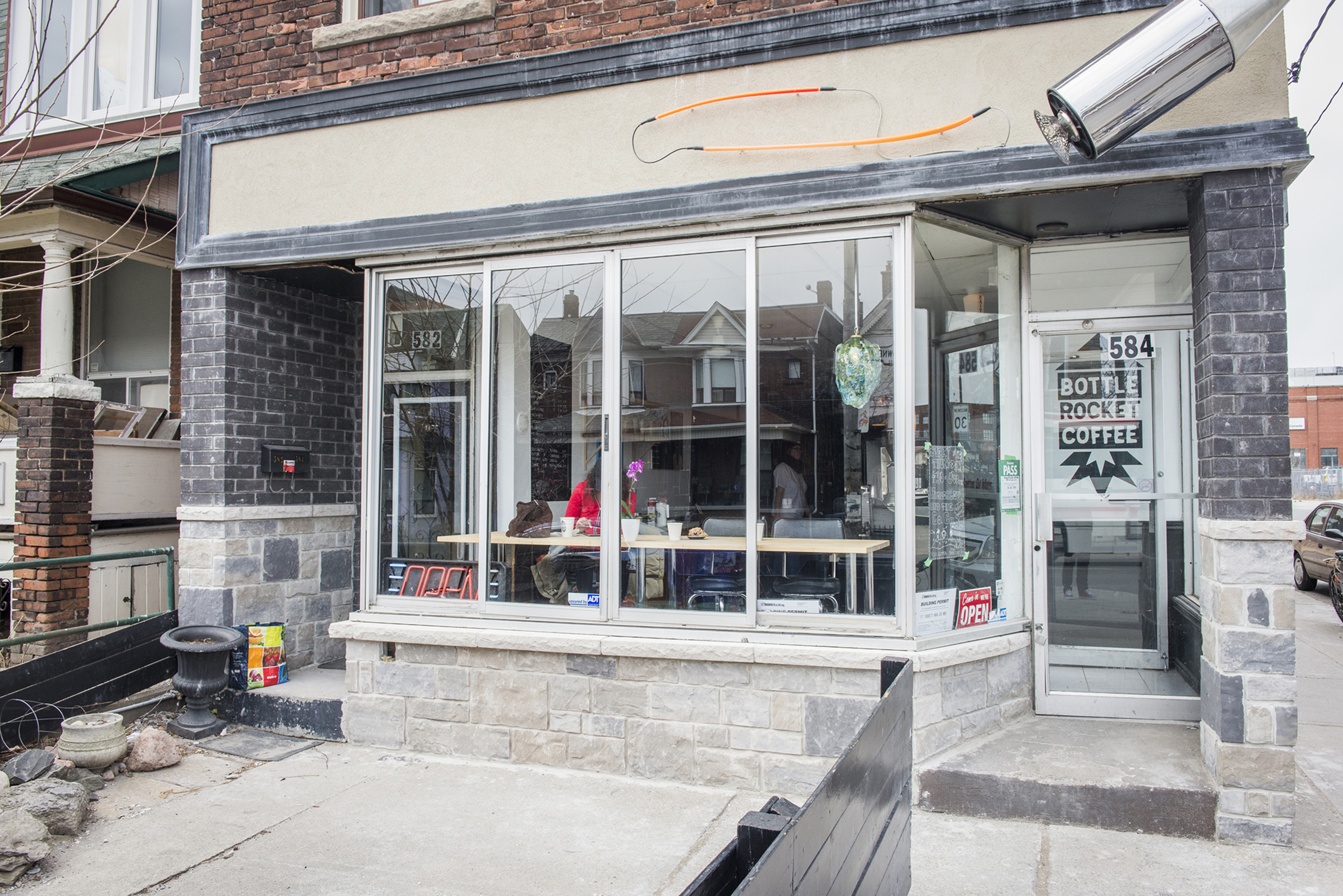 Bottle Rocket Coffee Toronto