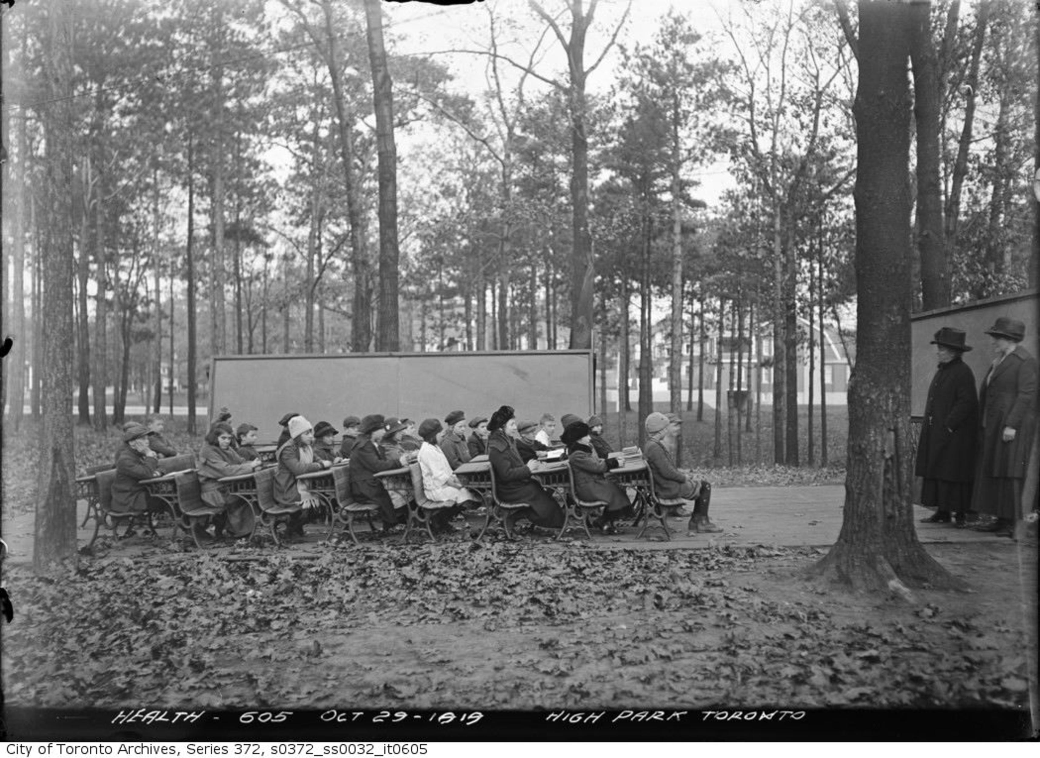 high park forest school