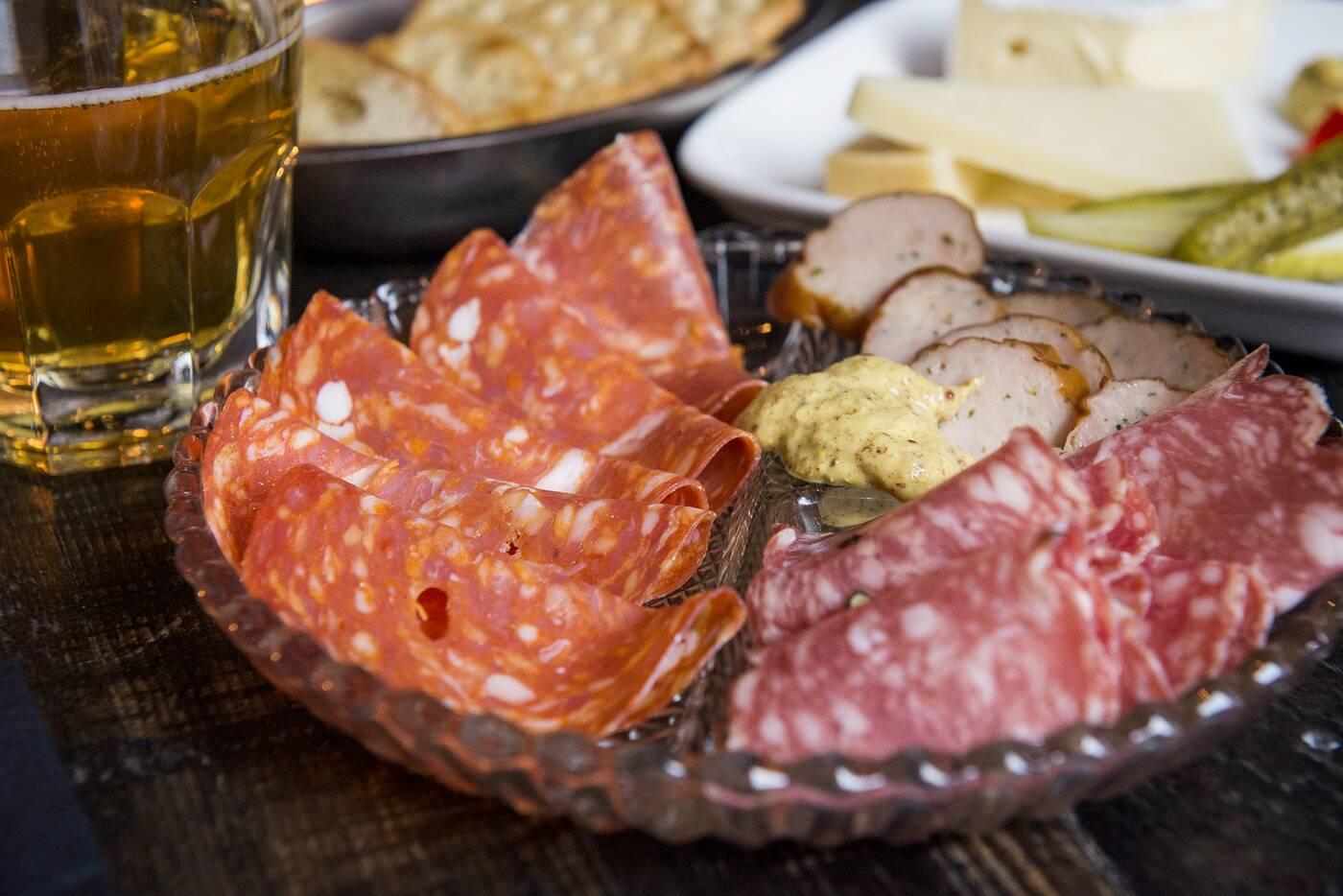 Chez Nous Wine Bar Toronto