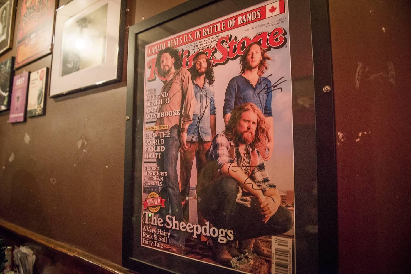 Horsehoe Tavern Toronto