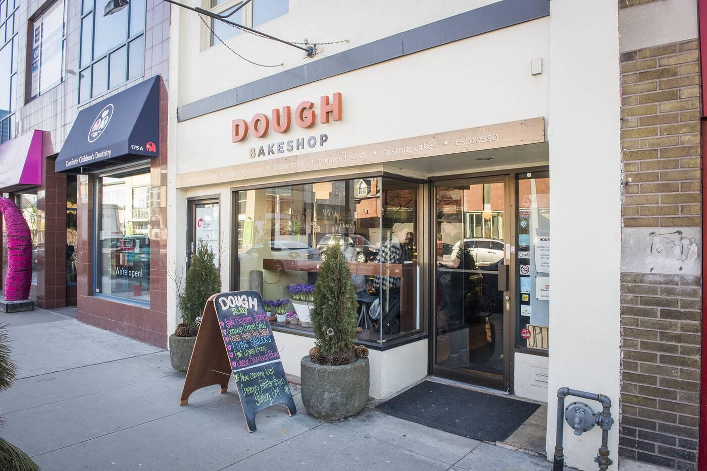 Dough Bakeshop Toronto