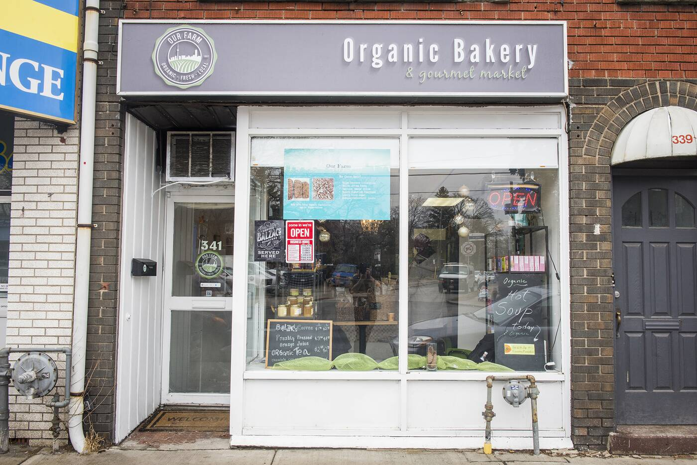 Our Farm Organic Bakery