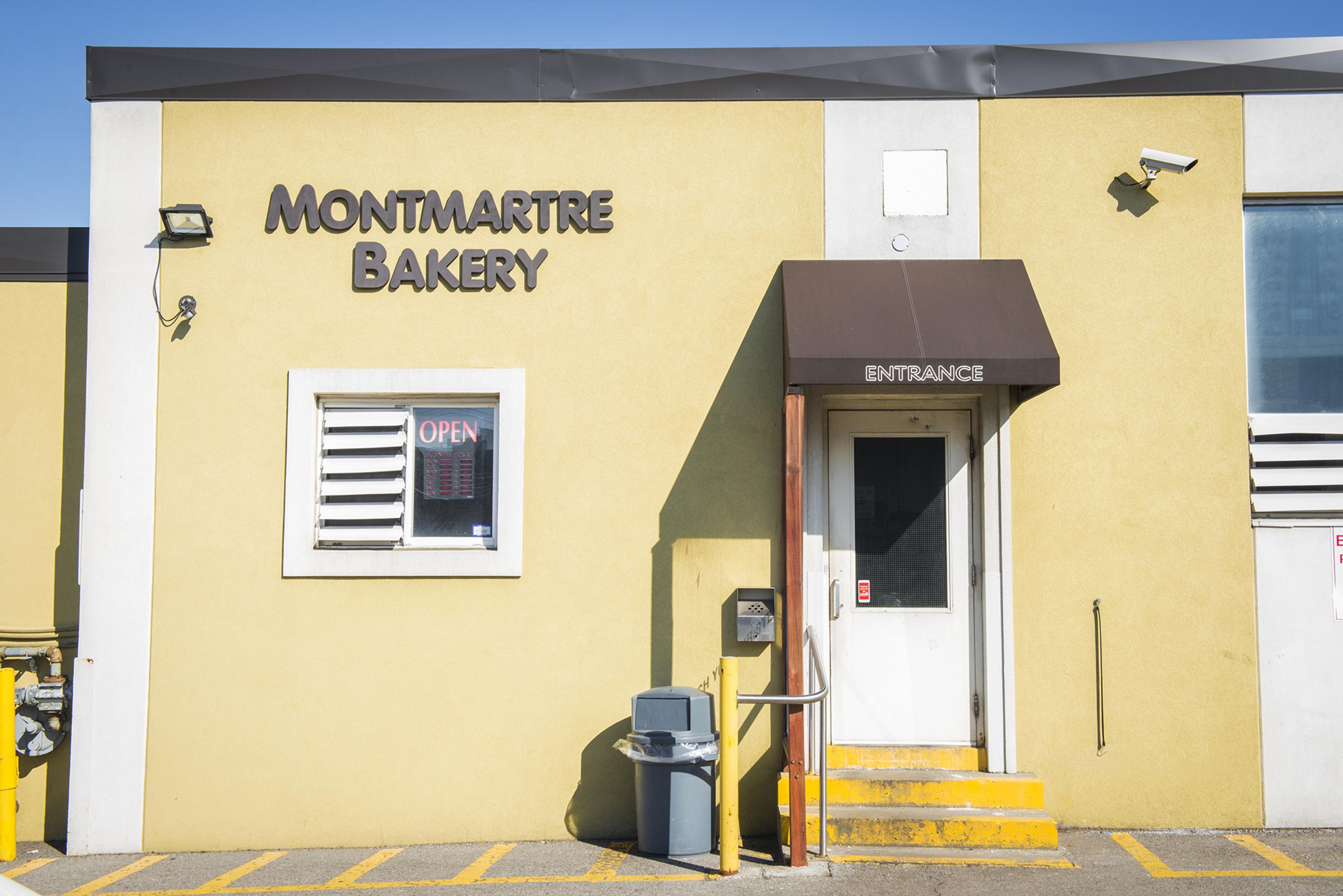 Montmartre Bakery Toronto