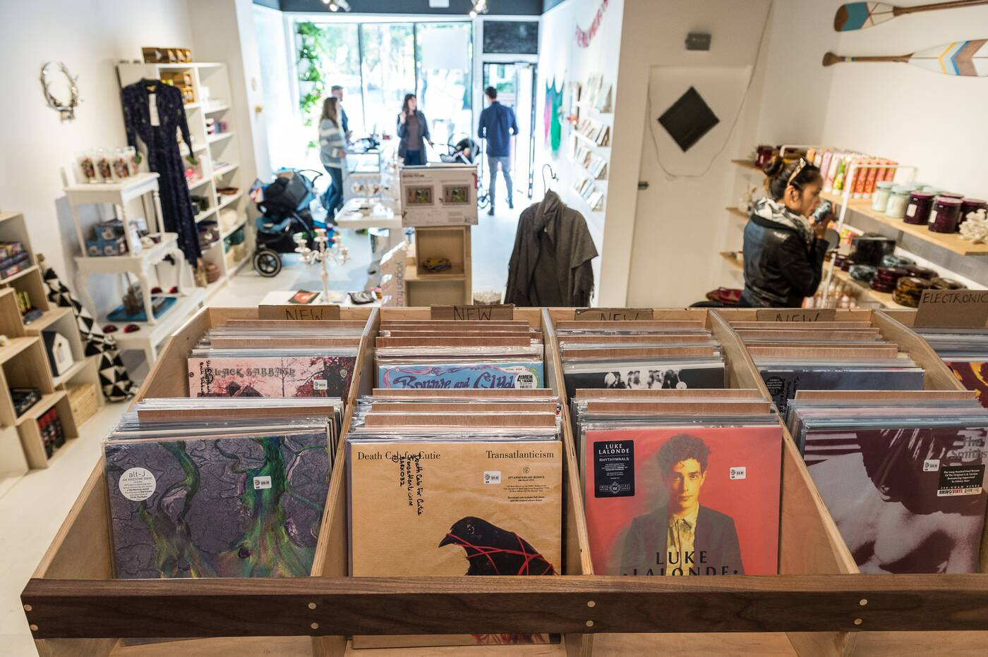 tiny records toronto
