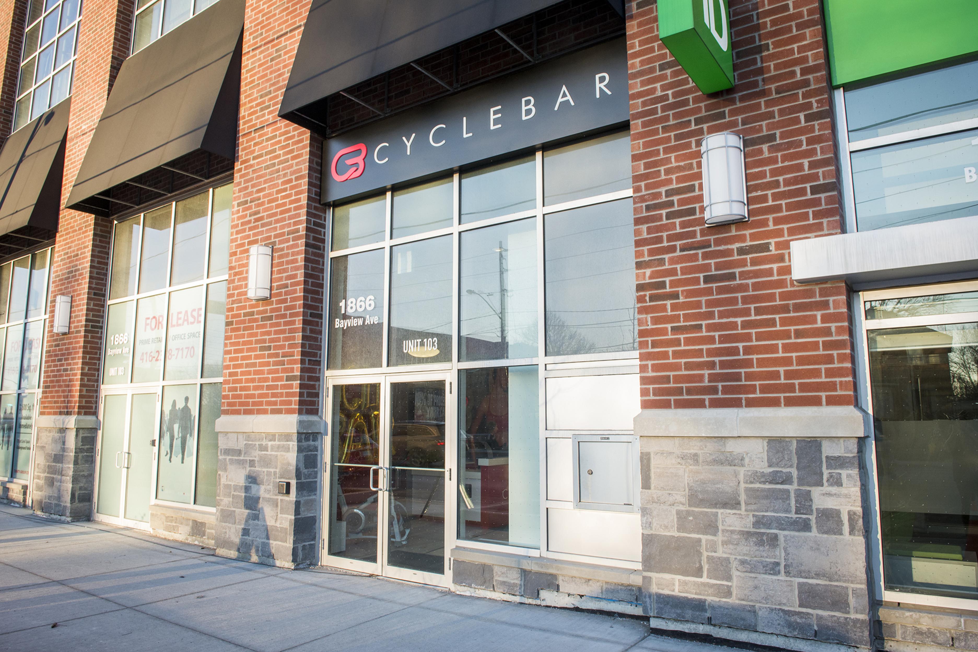 cyclebar leaside
