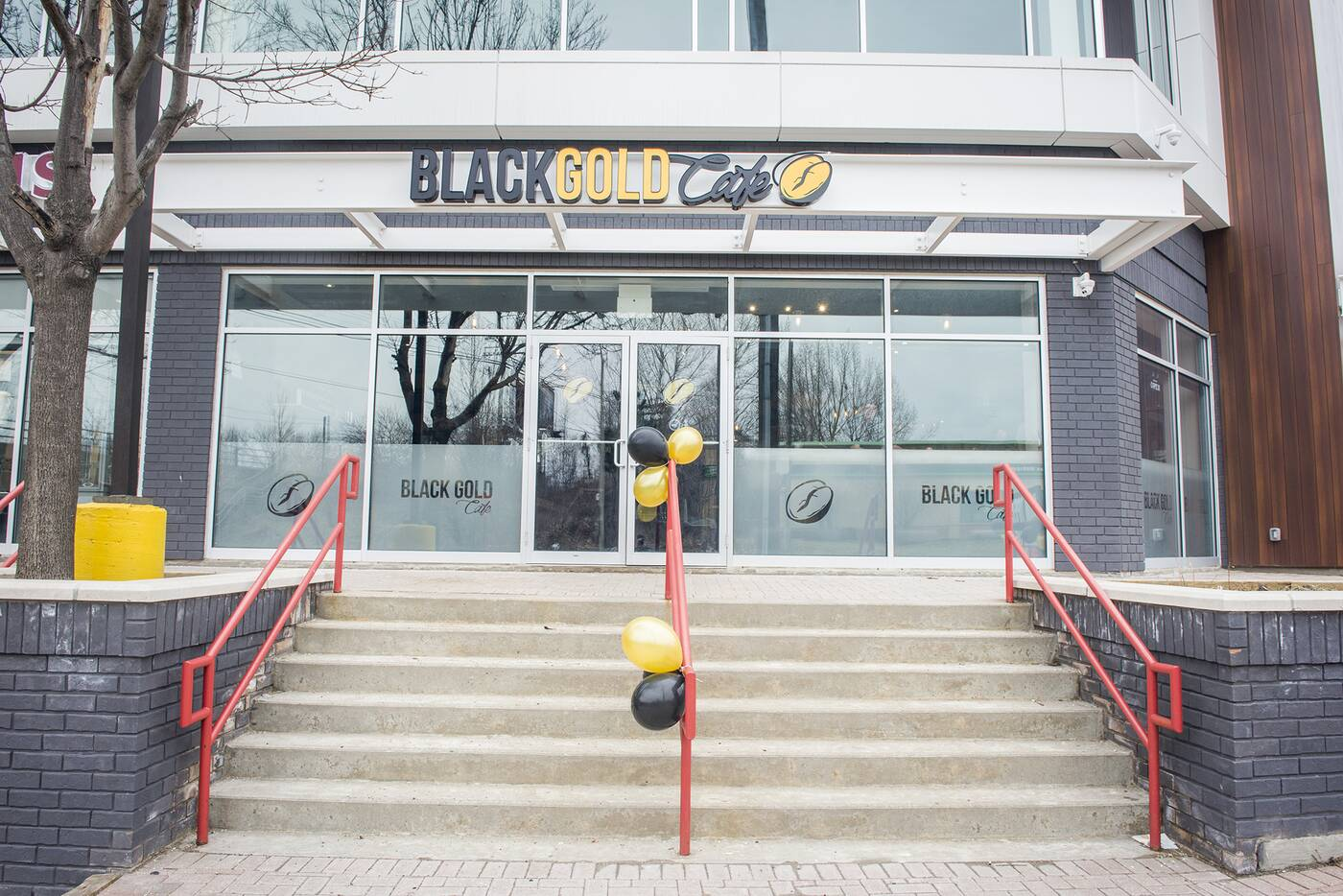 Black Gold Cafe Toronto
