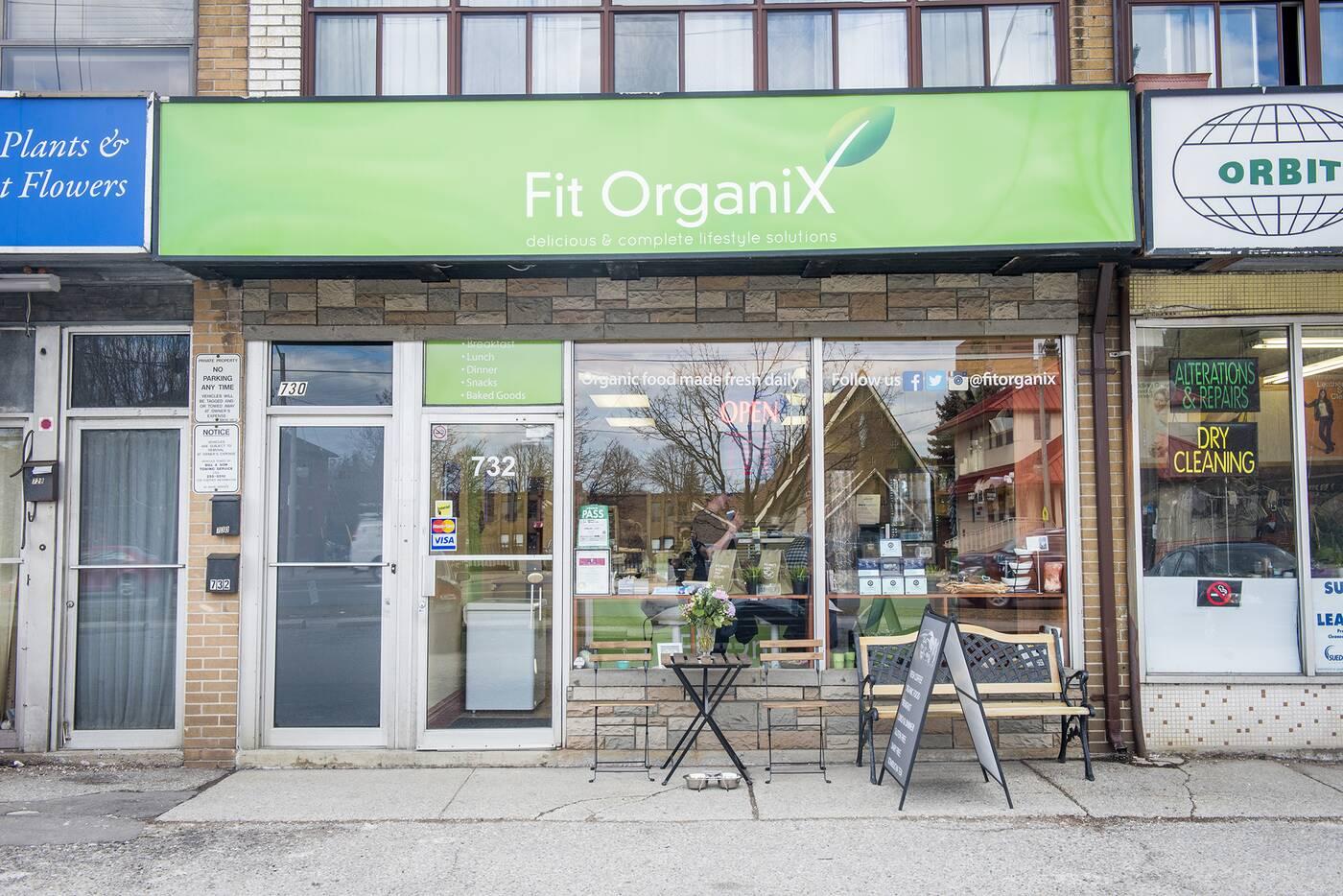 Fit OrganiX Toronto