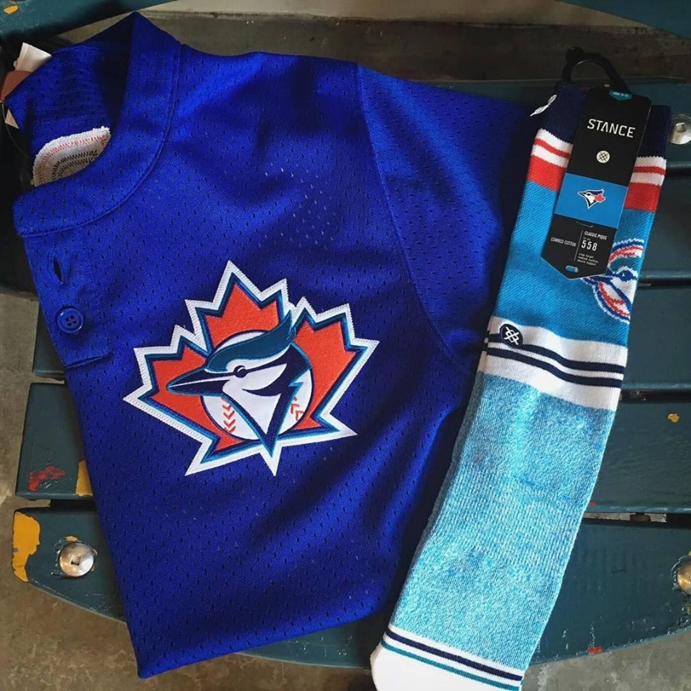 toronto blue jays clothing