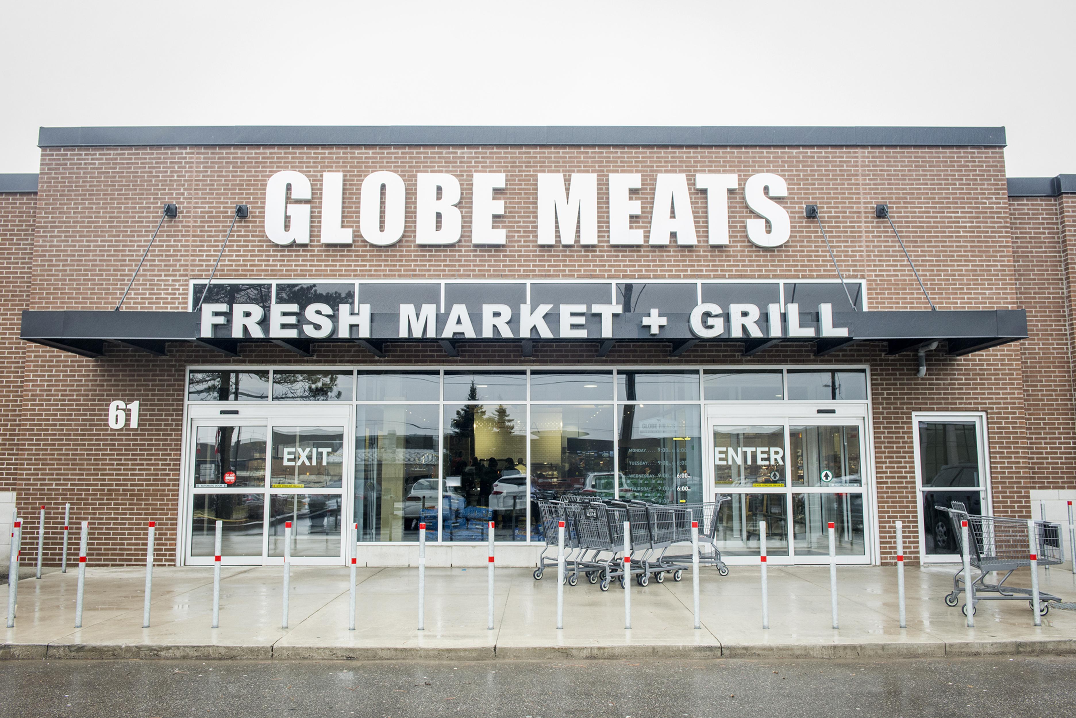 Globe Meats Toronto