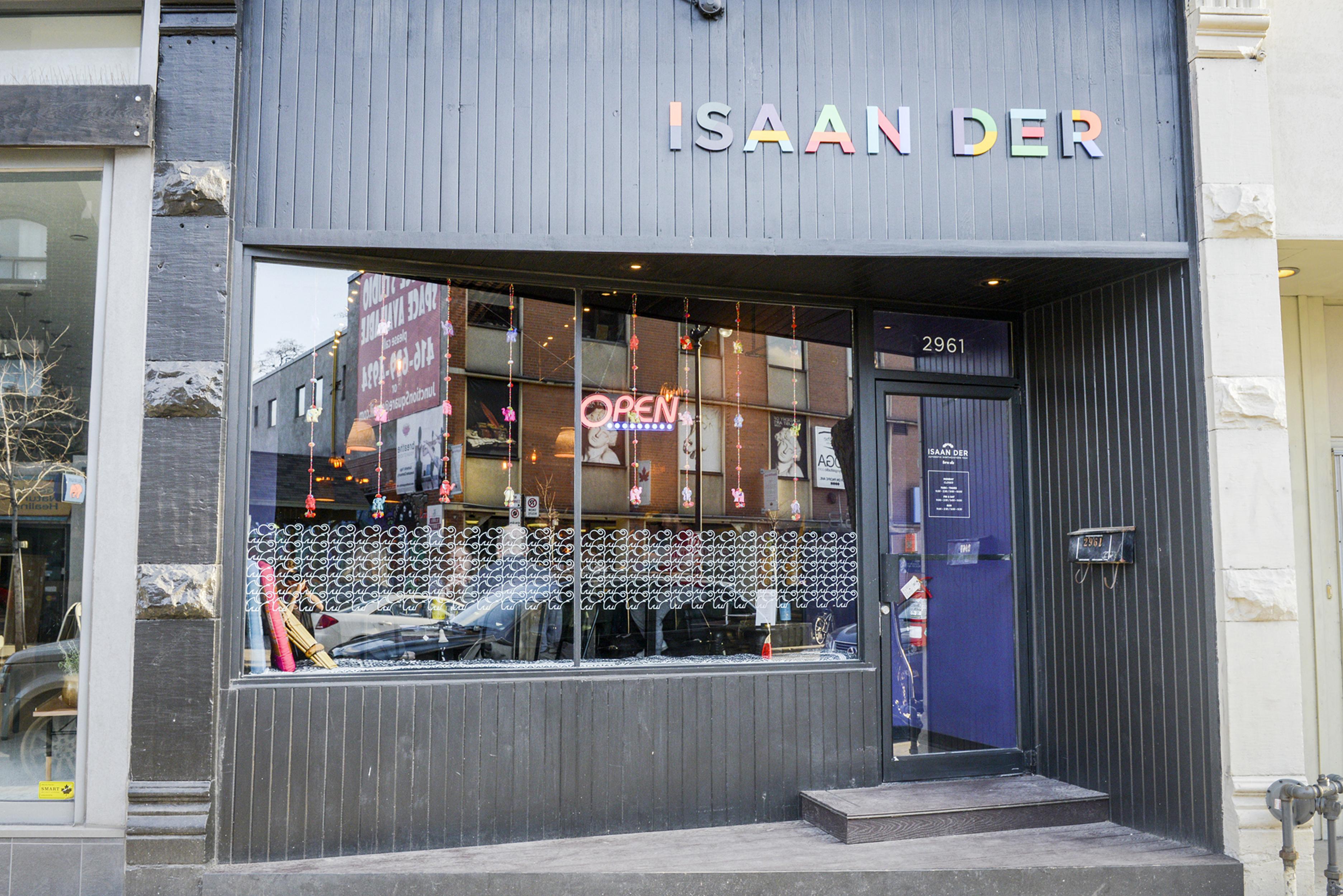 Isaan Der Toronto