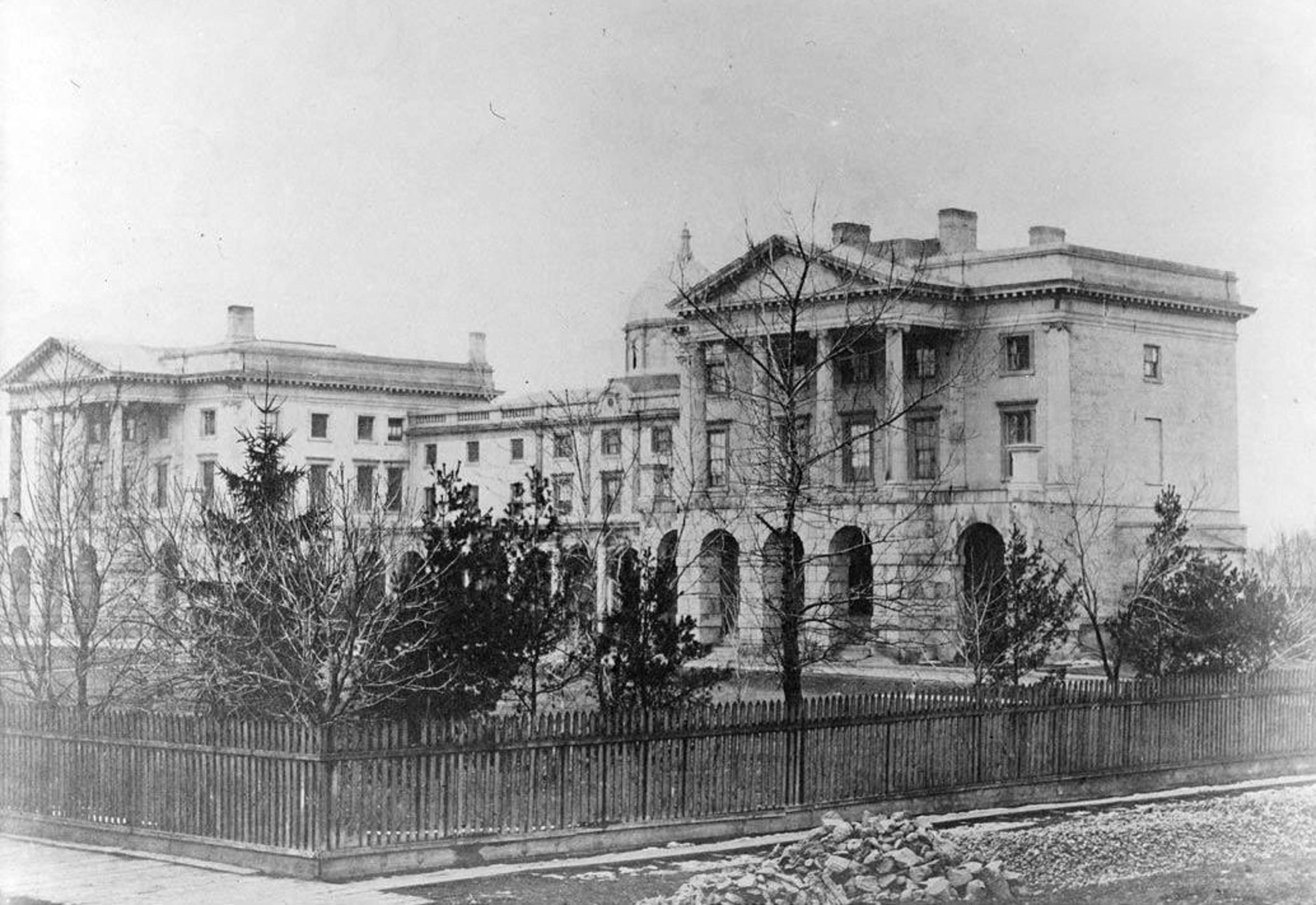 osgoode hall toronto 1856