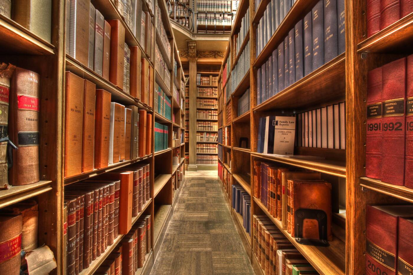 osgoode hall great library