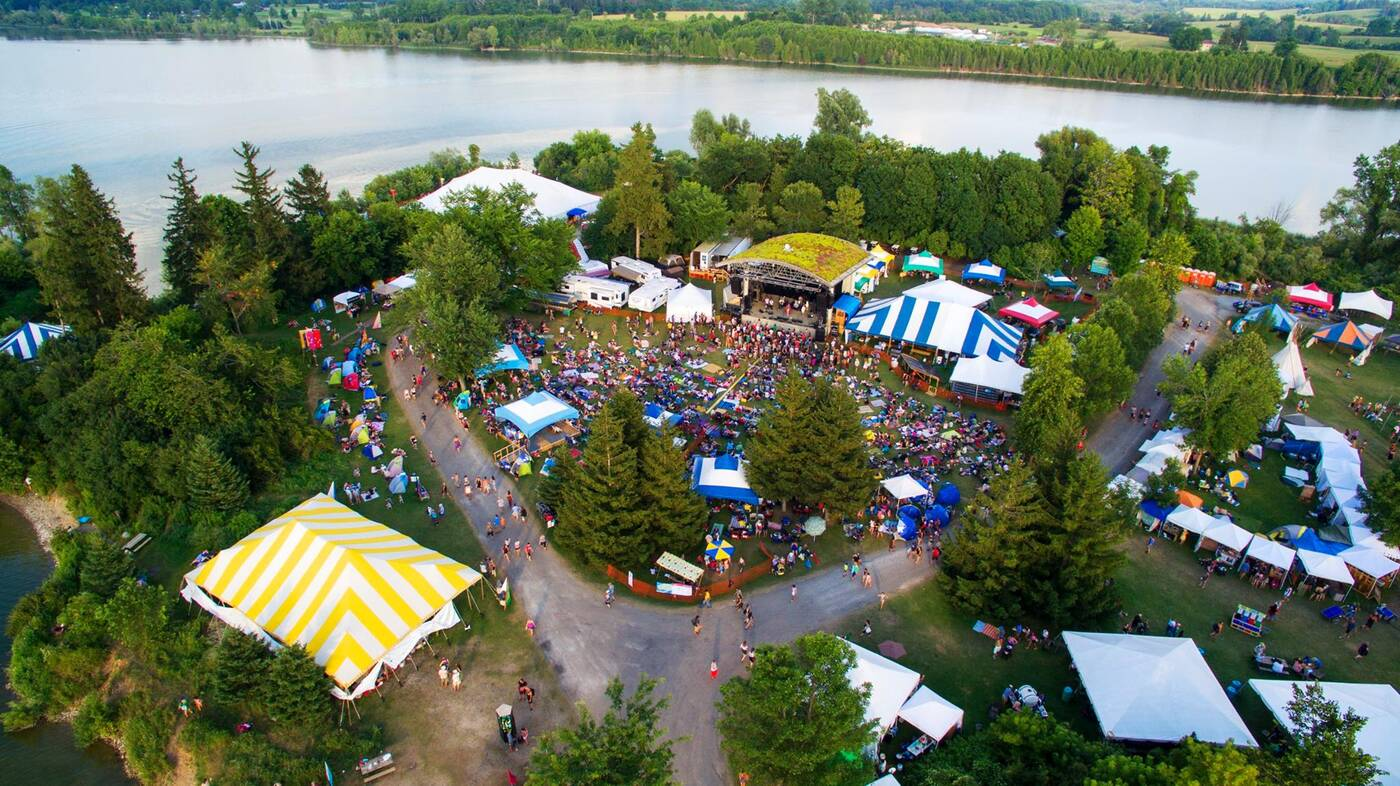Camping London Ontario >> The top 10 music festivals in Ontario for 2017