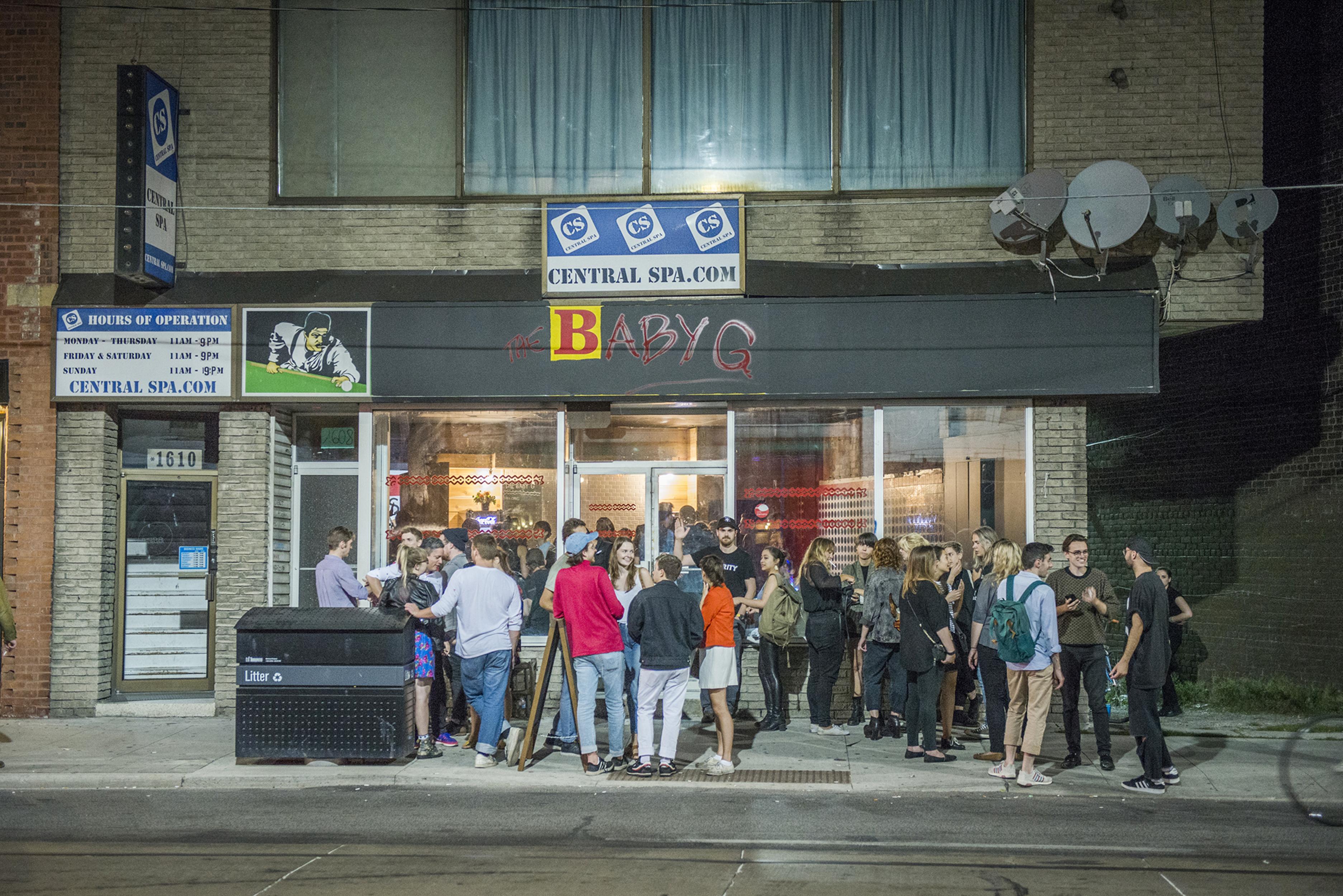 The Baby G Toronto