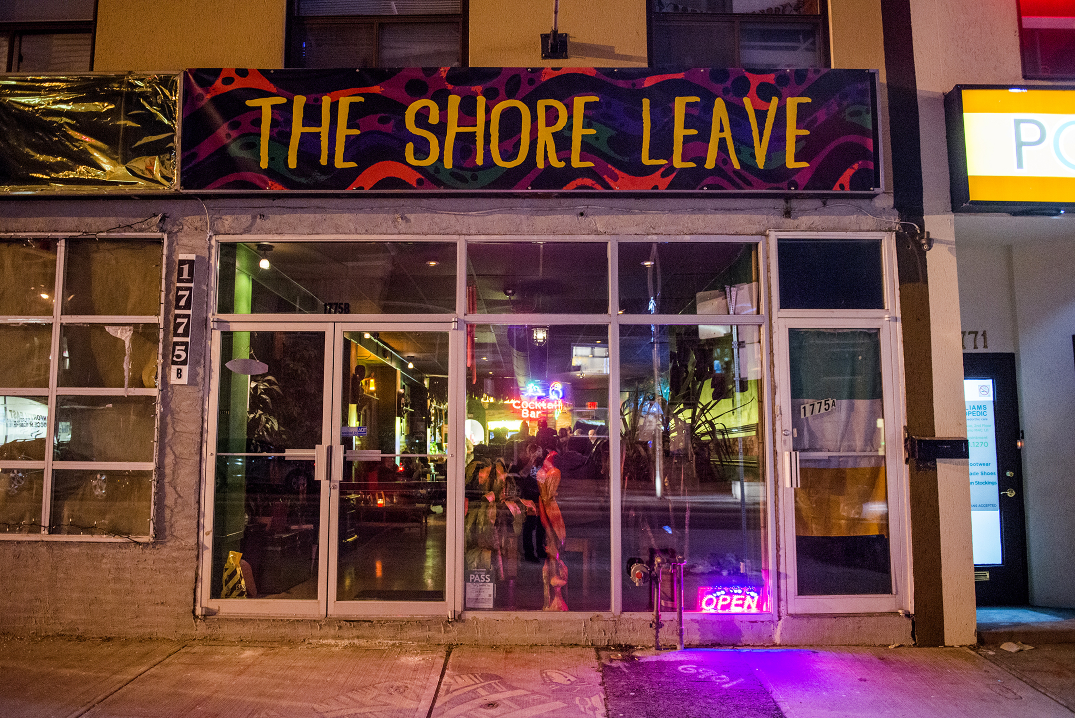 The Shore Leave Toronto
