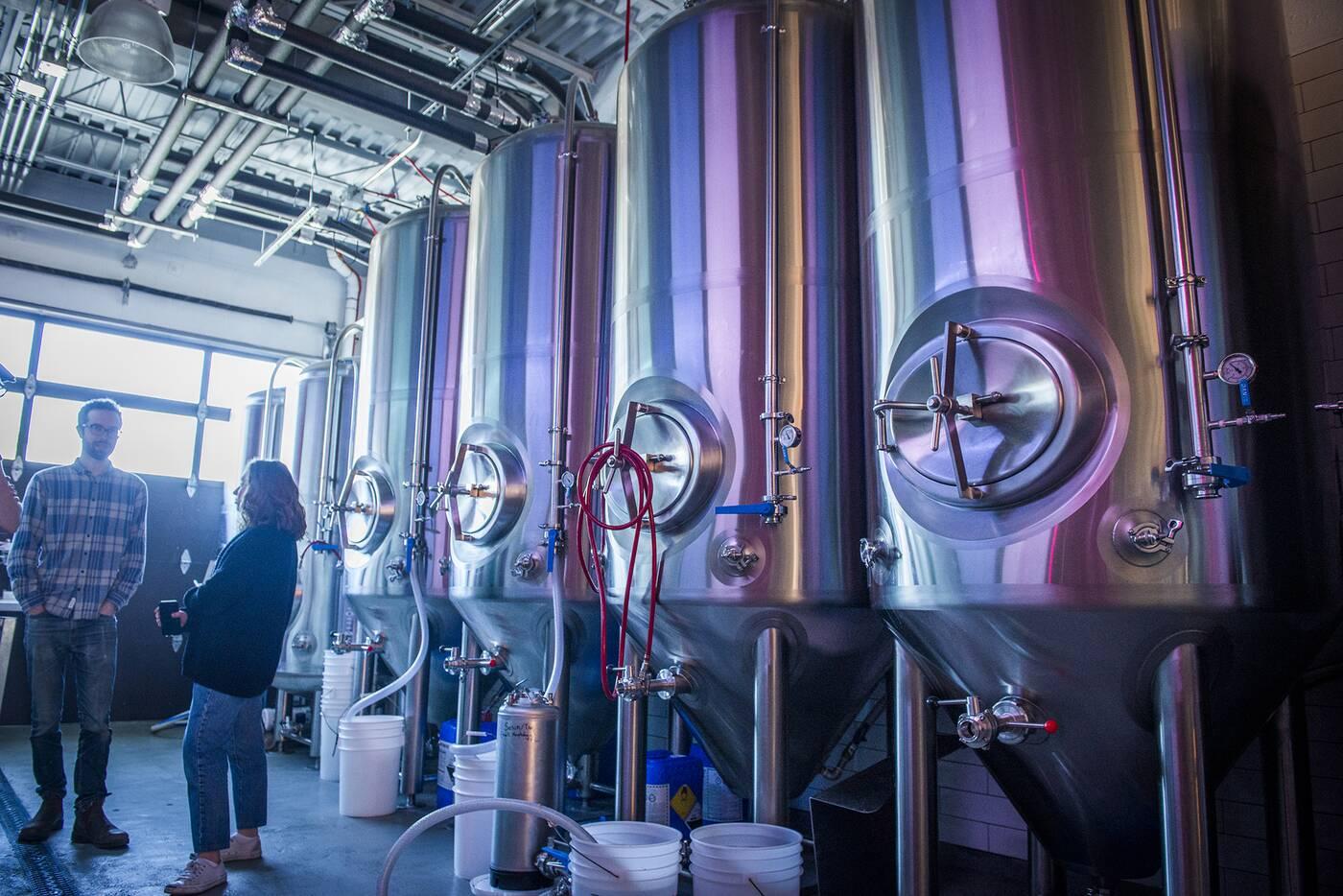 Halo Brewery Toronto