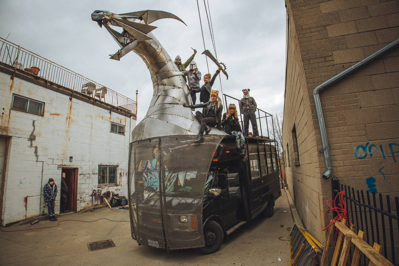 toronto metal dragon