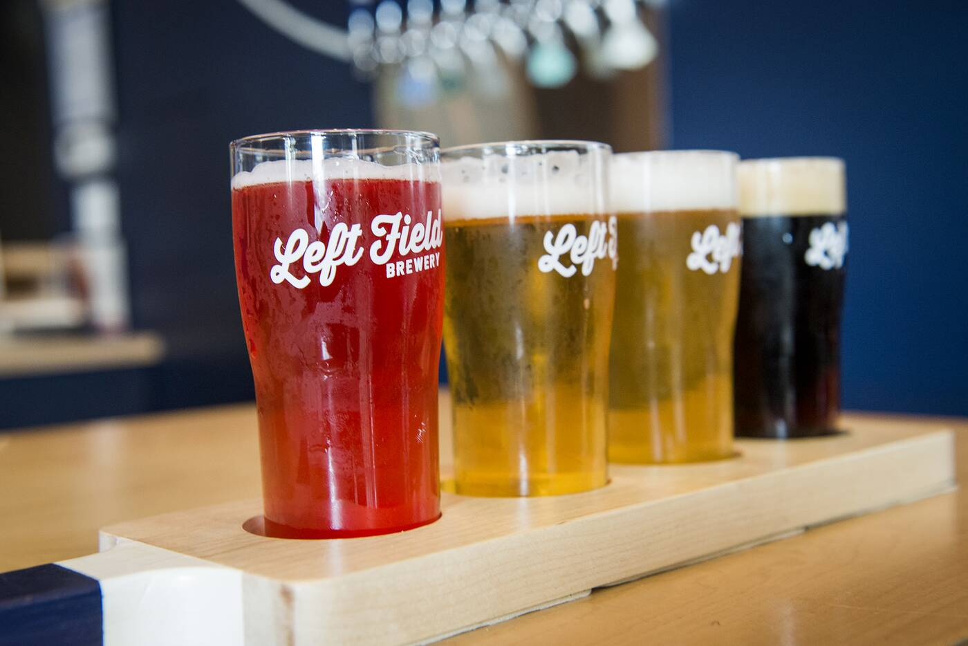 Left Field Brewery Toronto