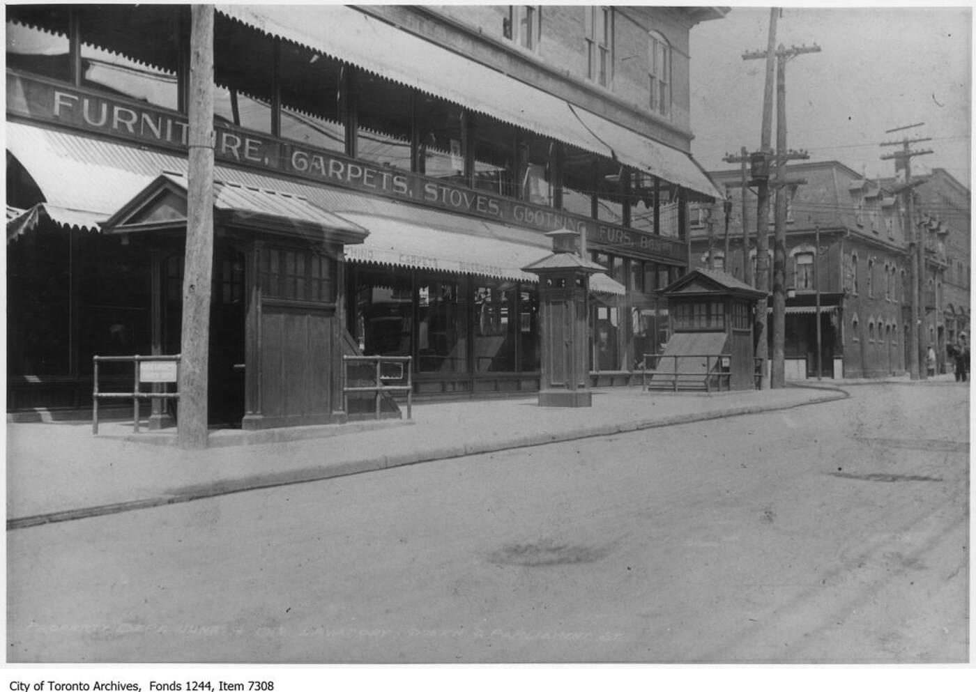 345 queen street east