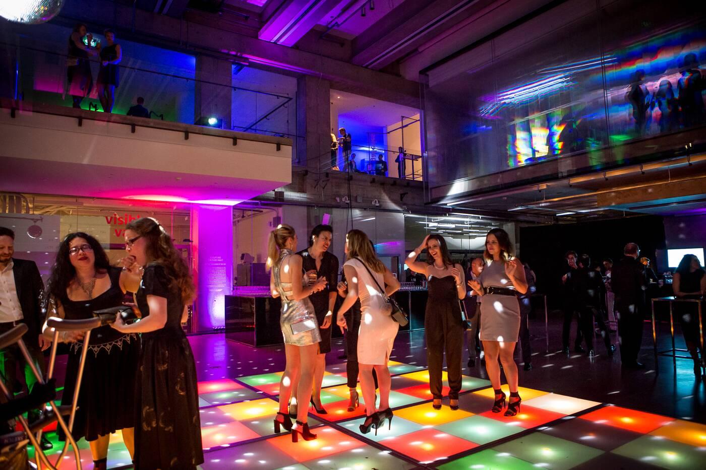ago massive party