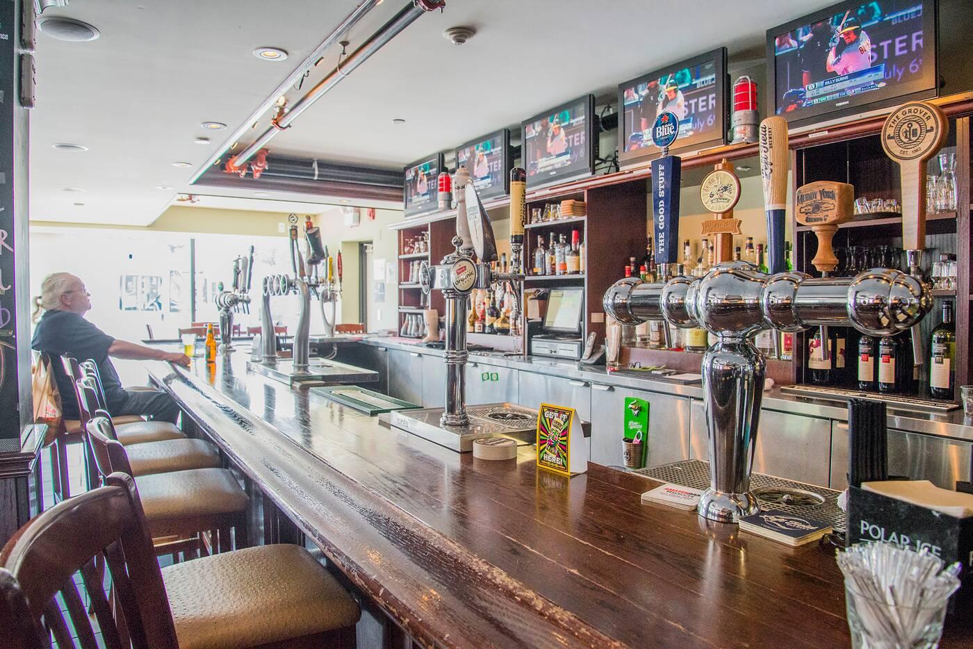 Grover Pub Toronto