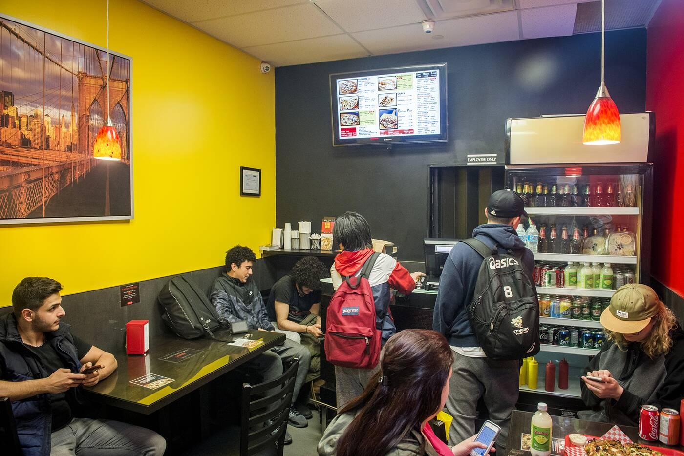 Pizza Shab Toronto