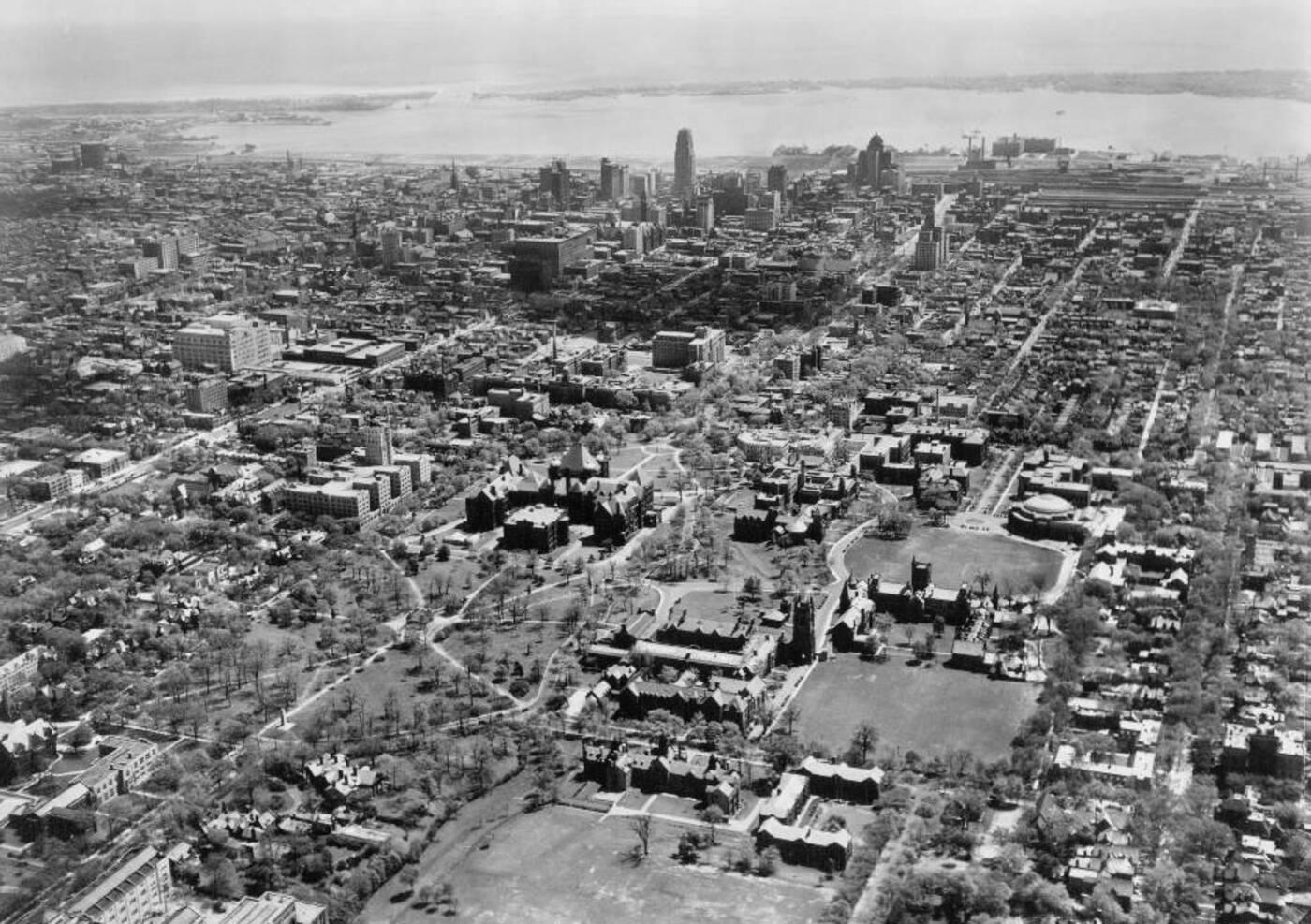 toronto aerial 1935