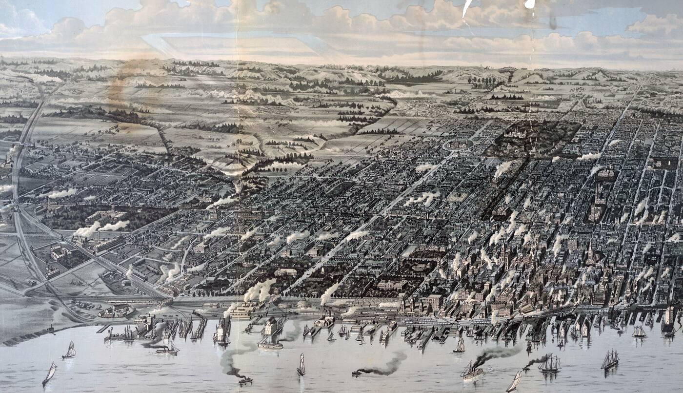 toronto 1886