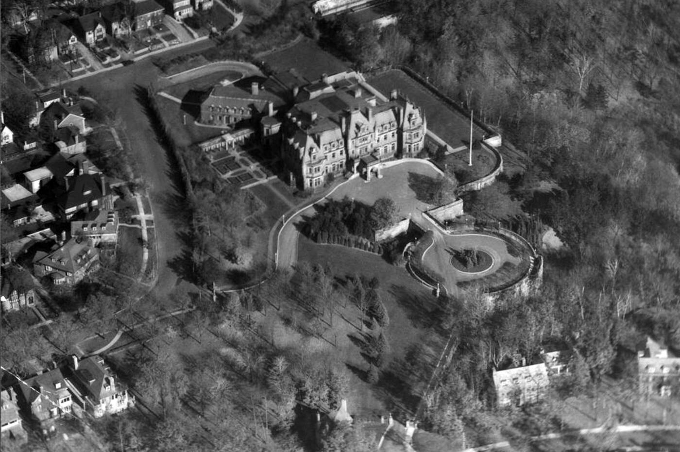 chorley park government house