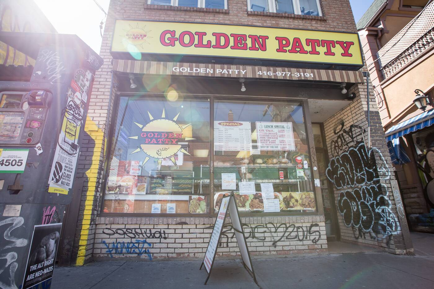 Golden Patty Toronto