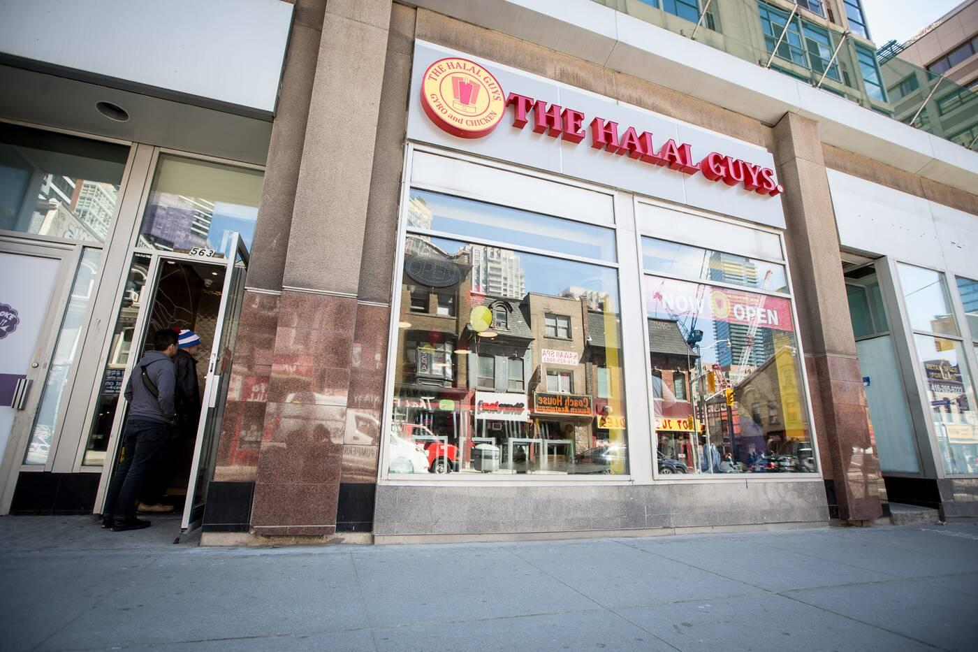 Halal Guys Toronto