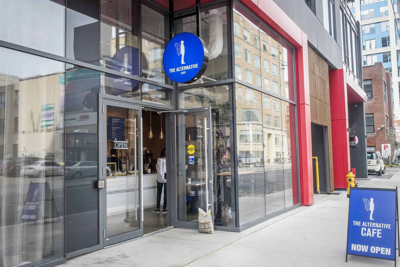 Alternative Cafe Toronto