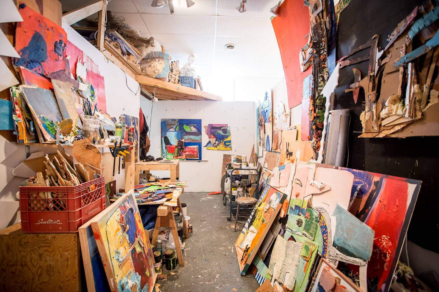 Port Lands artists Toronto