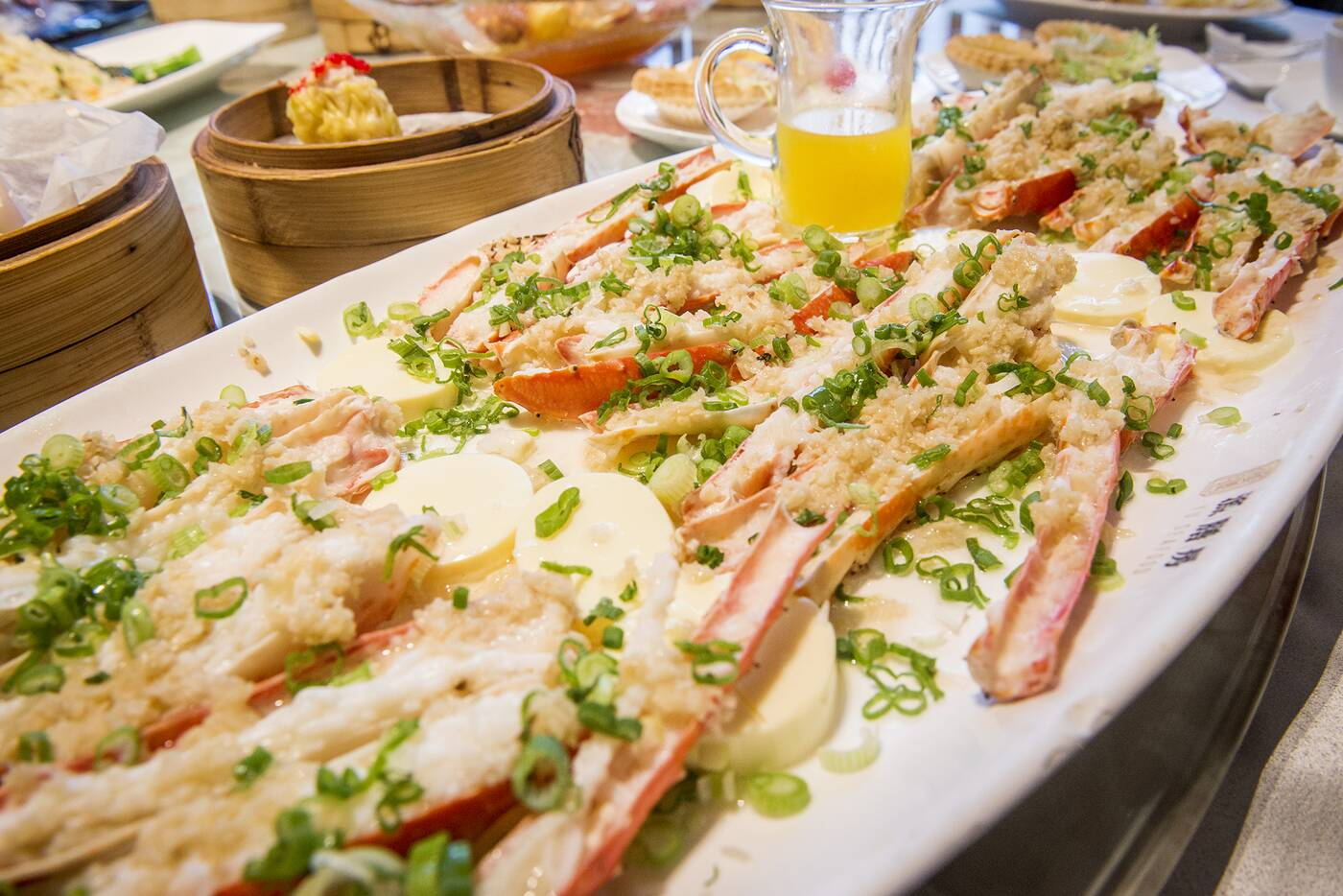 yu seafood toronto