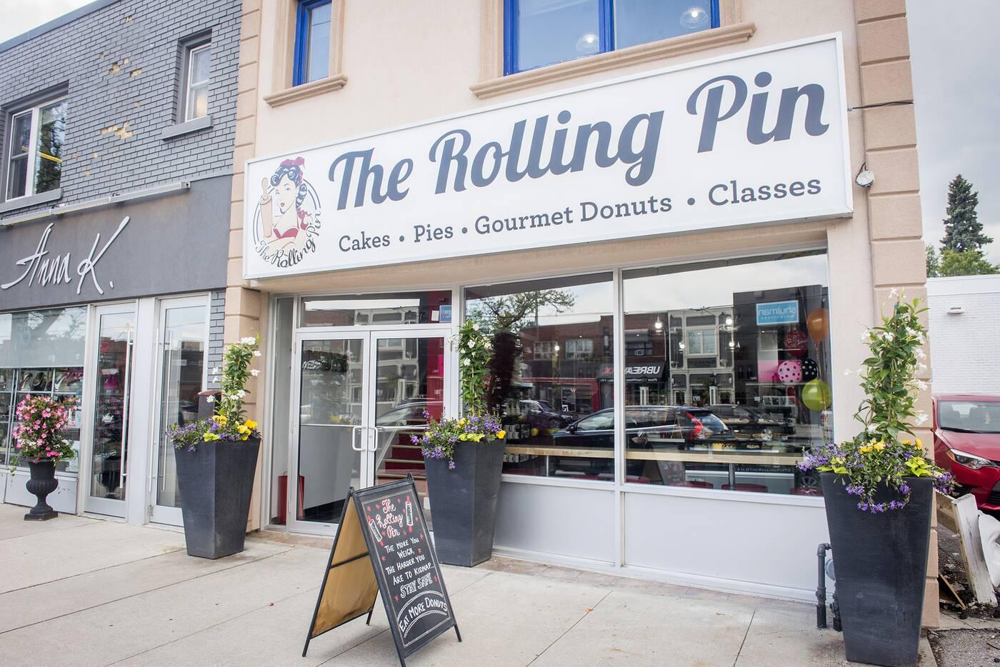 Rolling Pin Toronto