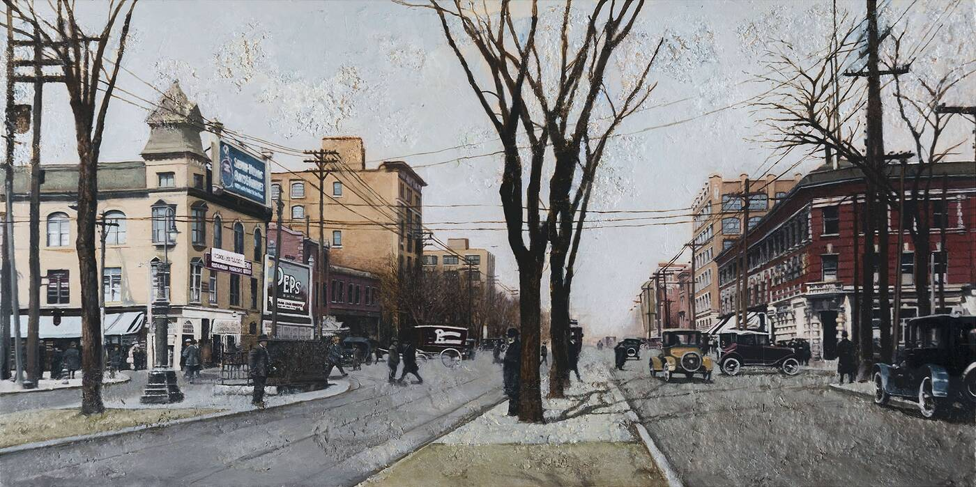 toronto archives paintings