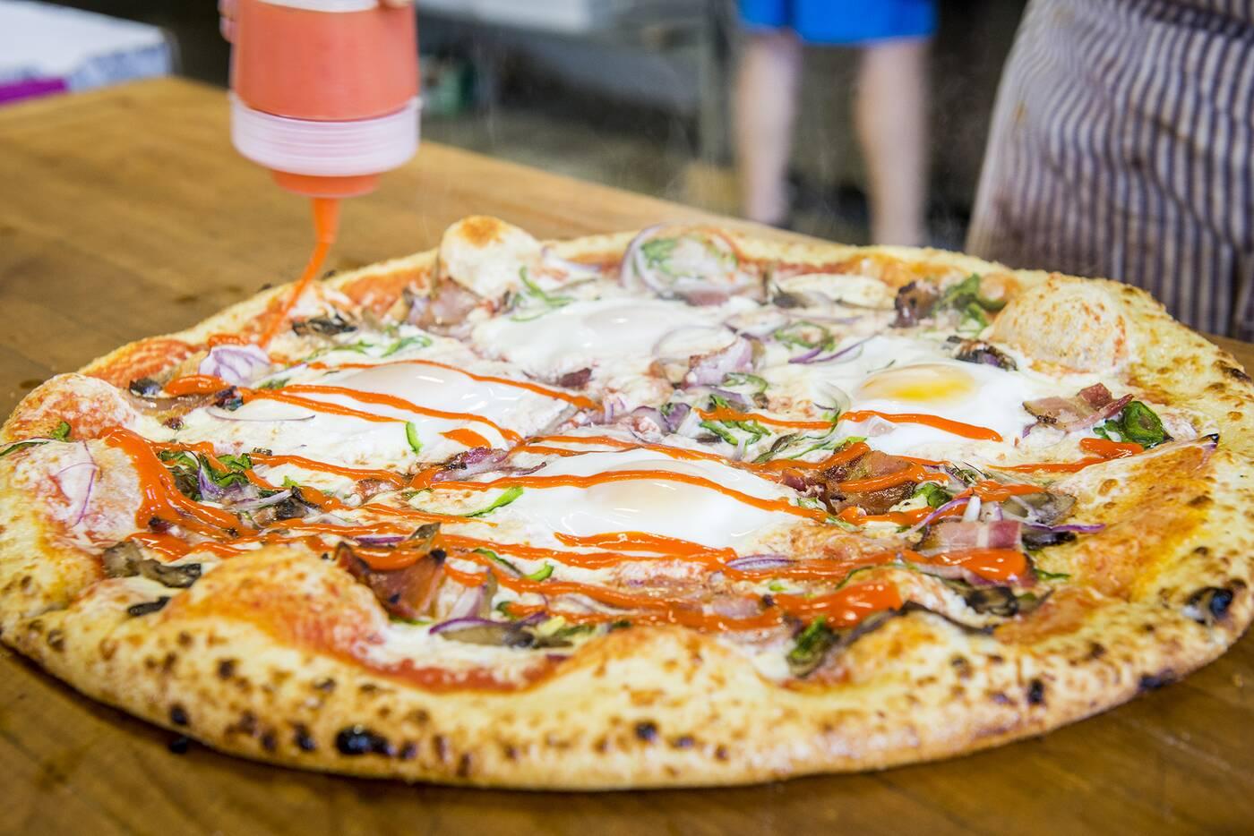 Conspiracy Pizza Toronto
