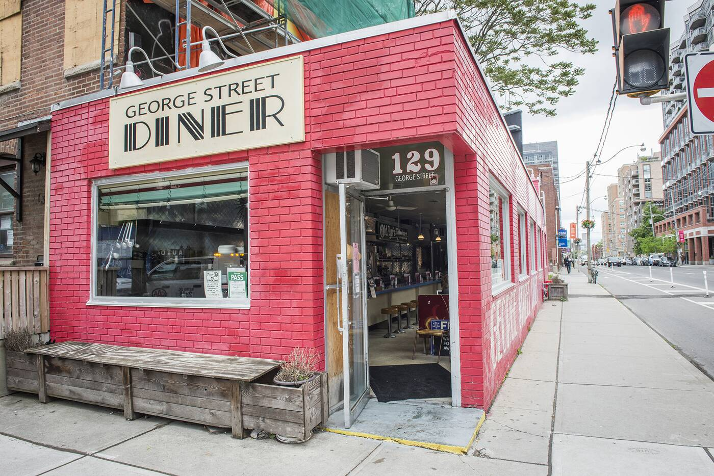 George Street Diner Toronto