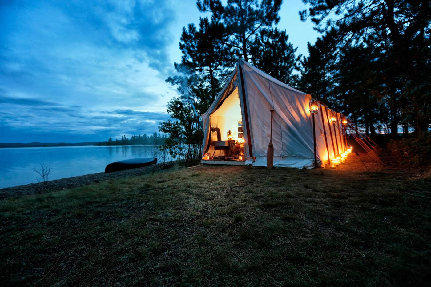 outpost glamping ontario