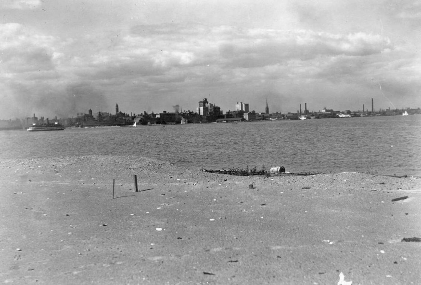 toronto skyline 1914