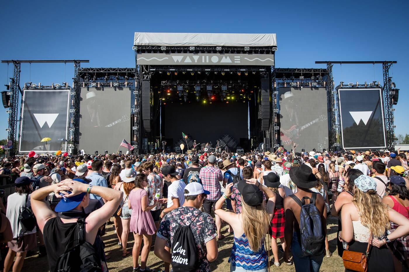 Wayhome music festival