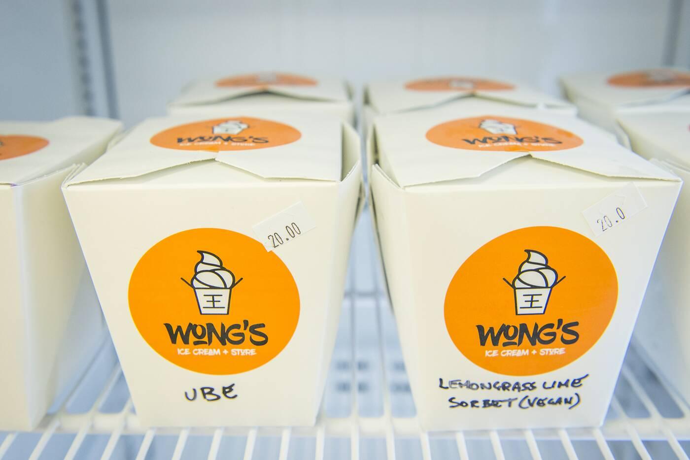 Wongs Ice Cream Toronto