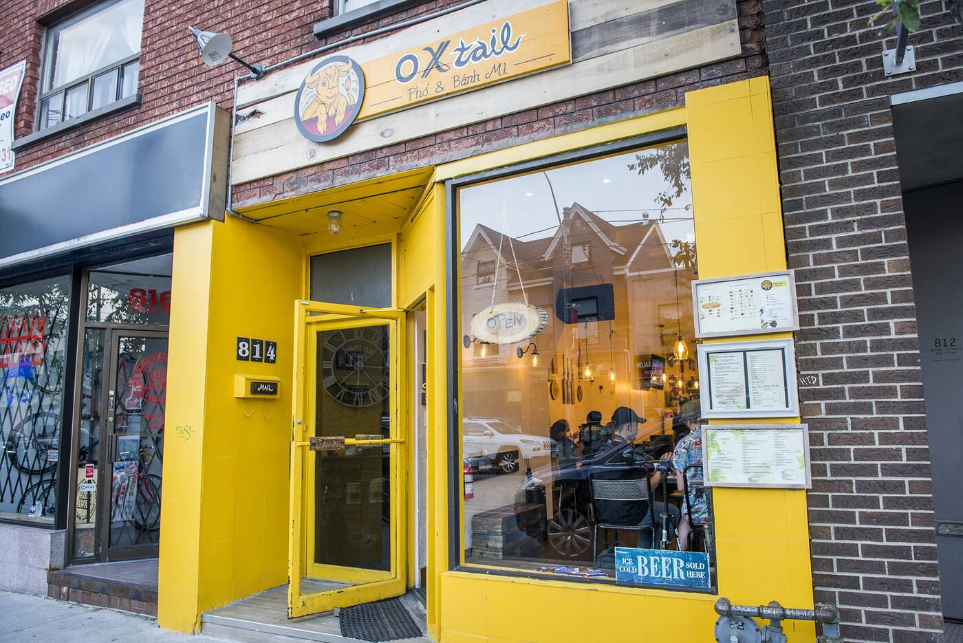 Oxtail Pho Toronto