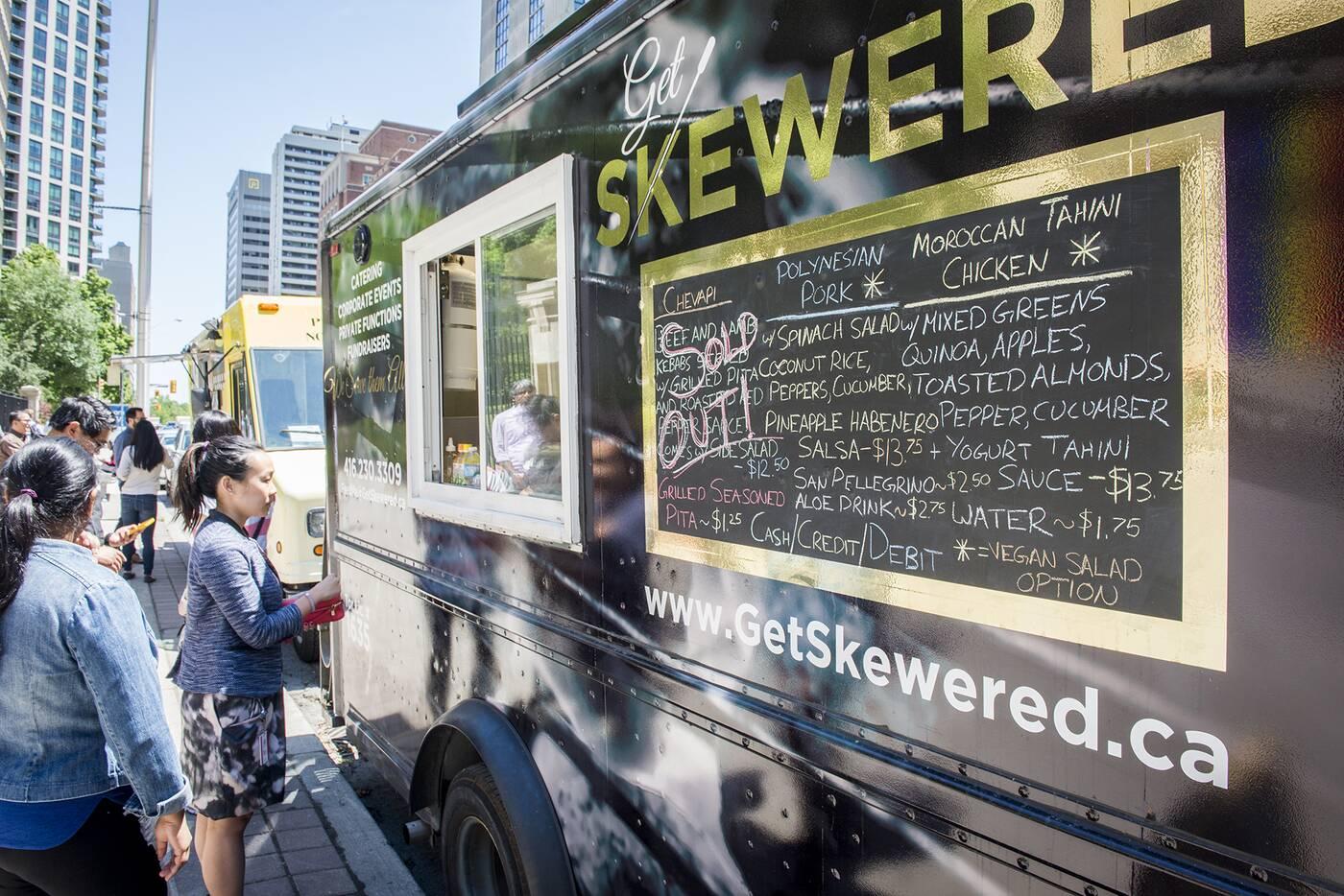 Get Skewered Toronto