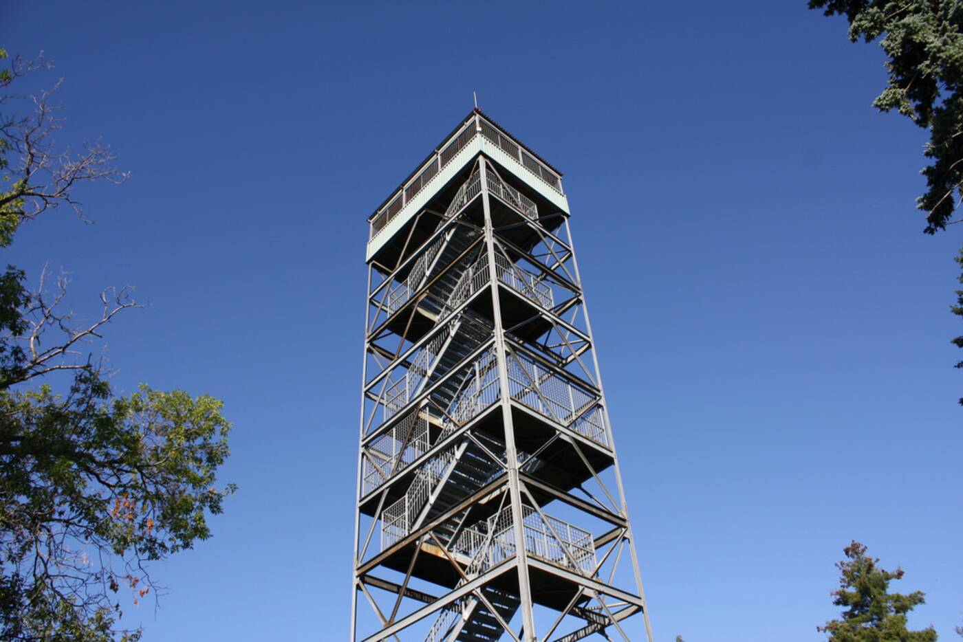 parry sound lookout tower