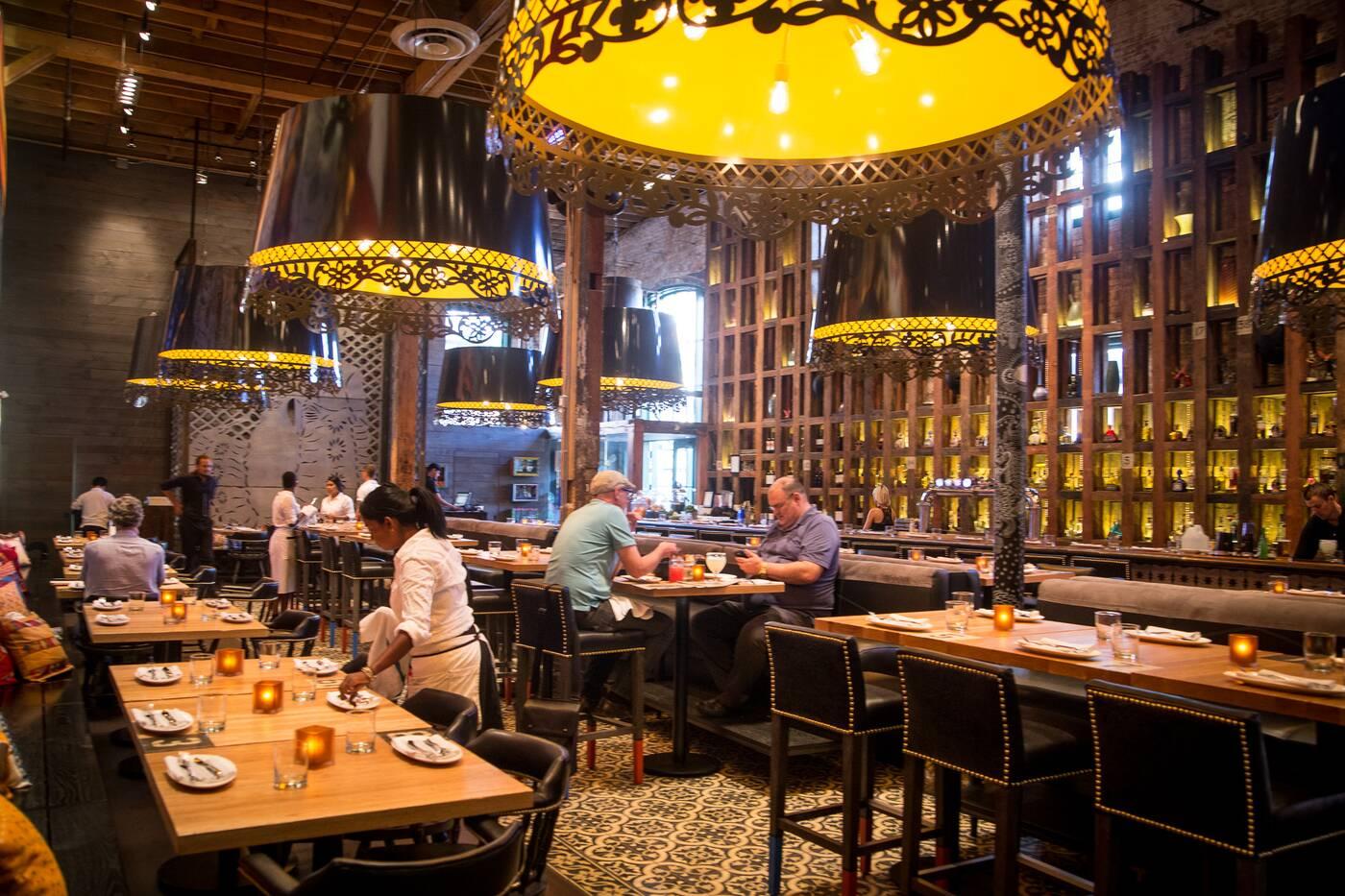 Mexican Restaurant In Toronto Distillery