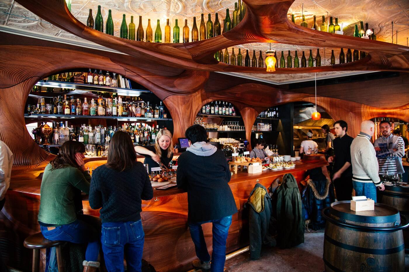 Bar Raval Toronto